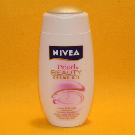 Nivea Creme-Oil Dusch Feigenblüte