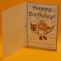 3D-Grusskarte Happy Birthday