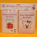 3D Tabsi + Babsi-Karten