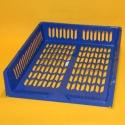 Ablage-Schale blau A4