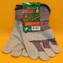 Arbeits-Handschuhe Rindsleder Innenfutter