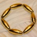 Armband elypse gold