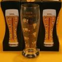 Bierglas Bierbarometer 1.5L