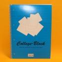 College-Block DIN A4 80Blatt liniert