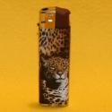 Feuerzeug Motiv Gepard