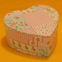 Geschenkbox Romantica 14x6x13.5cm