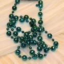 Halskette Perl grün