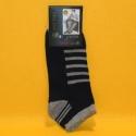 Herren-Socken dunkelblau/grau