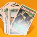 Kartenspiel Quartett Landmaschinen
