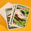 Kartenspiel Quartett Intercity