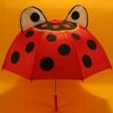 Kinder-Regenschirm Glückskäfer