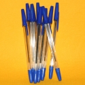 Kugelschreiber Set blau
