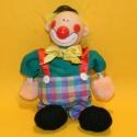 Puppe Clown Pitorio grün