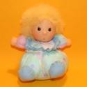 Puppe Ella blau