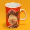 Tasse Motiv Giraffe 3dL