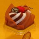 Torte Baumwoll-Handtuch Muffin Choco