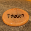 Wunschstein Frieden mandarin
