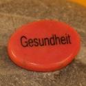 Wunschstein Gesundheit rosarot