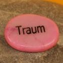 Wunschstein Traum pink
