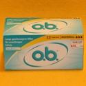 o.b. Tampons Normal geschwungene Rillen